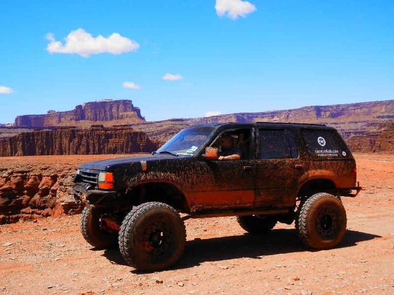 91 Explorer on Dana 60's | Ford Explorer and Ford Ranger Forums